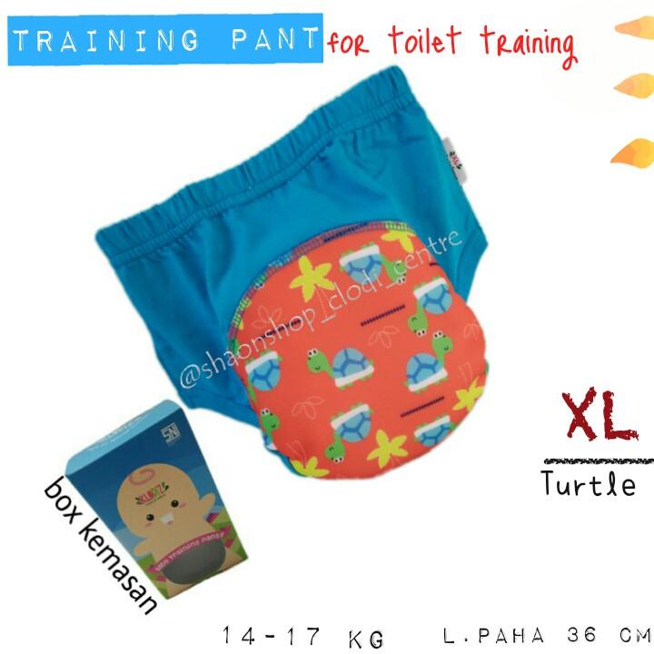 clodi bayi training pants