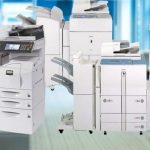 Mesin fotocopy Canon Baru